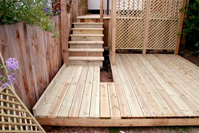 Deck Design & Construction, Timber Deck Designer in Melbourne